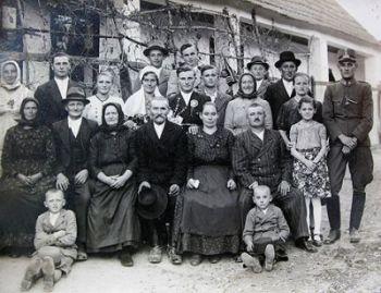 Egy család