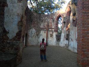 Salföld, Pálos kolostor rom